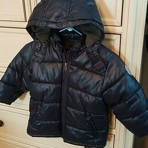 Toddler's coat